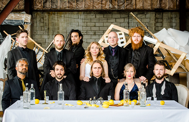 Lemon Bucket Orkestra (Artist)